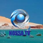 Logo da emissora Rádio nossa TV HD