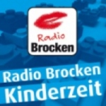Logo da emissora Radio Brocken Kinderzeit