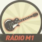 Logo da emissora Rádio M1
