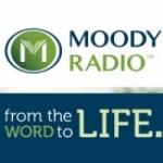 Logo da emissora Radio WMBI Moody 90.1 FM 1110 AM