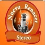Logo da emissora Radio Nuevo Renacer FM