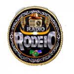 Logo da emissora Rádio Rodeio Brasil