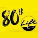 Logo da emissora Life Radio 80er