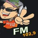 Logo da emissora Radio Nova FM 102.9