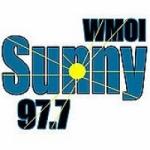 Logo da emissora Radio WMOI Sunny 97.7 FM