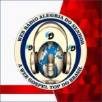 Logo da emissora Web Rádio Alegria do Senhor