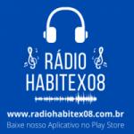 Logo da emissora Rádio Habitex08