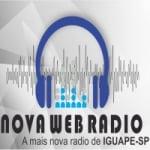 Logo da emissora Web Rádio Nova FM