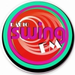 Logo da emissora Rádio Swing FM