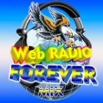 Logo da emissora Rádio Forever Mix