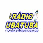 Logo da emissora Rádio Ubatuba