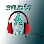 Logo da emissora Rádio Studio A