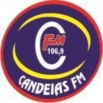 Logo da emissora Rádio Candeias 106.9 FM