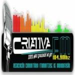 Logo da emissora Rádio Criativa 104.9 FM