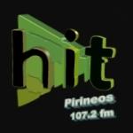 Logo da emissora Radio Hit Pirineos 107.2 FM