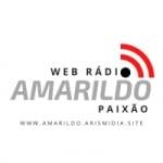 Logo da emissora Rádio Amarildo Paixão