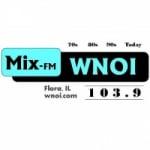 Logo da emissora Radio WNOI Mix 103.9 FM