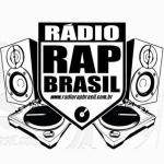 Logo da emissora Rap Brasil