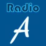 Logo da emissora Rádio A