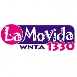 Logo da emissora Radio WNTA La Movida 1330 AM