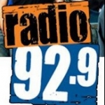 Logo da emissora Radio WBOS 92.9 FM
