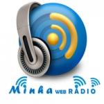 Logo da emissora Minha Web Rádio
