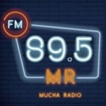 Logo da emissora Mucha Radio 89.5 FM
