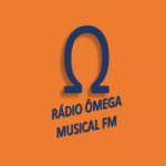 Logo da emissora Rádio Omega Musical FM