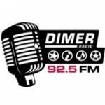 Logo da emissora Radio Dimer 92.5 FM