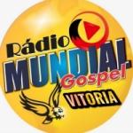 Logo da emissora Rádio Mundial Gospel Vitoria
