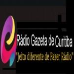 Logo da emissora Rádio Gazeta De Curitiba