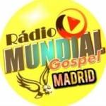 Logo da emissora Rádio Mundial Gospel Madrid