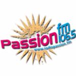 Logo da emissora Radio Passion 106.5 FM