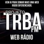 Logo da emissora Rádio Projeto Trba FM