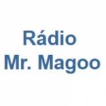 Logo da emissora Rádio Mr. Magoo