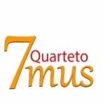 Logo da emissora 7mus quarteto