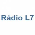 Logo da emissora Rádio L7