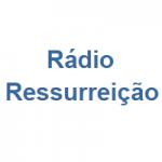 Logo da emissora Rádio Ressurreição
