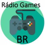 Logo da emissora Rádio Games BR