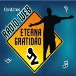 Logo da emissora Rádio Eterna Gratidão