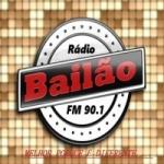 Logo da emissora Rádio Bailão FM