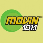 Logo da emissora WMVN 101.1 FM
