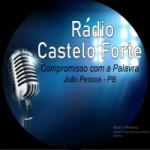 Logo da emissora Rádio Castelo Forte