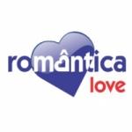 Logo da emissora Rádio Romântica Love