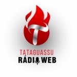Logo da emissora Tataguassu Rádio Web