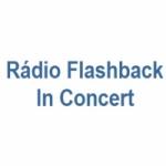 Logo da emissora Rádio Flashback In Concert