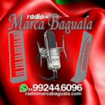 Logo da emissora Rádio Marca Baguala