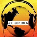 Logo da emissora Rádio CyberSom