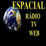 Logo da emissora Rádio Espacial Web