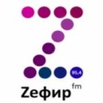 Logo da emissora Radio Zefir 95.4 FM